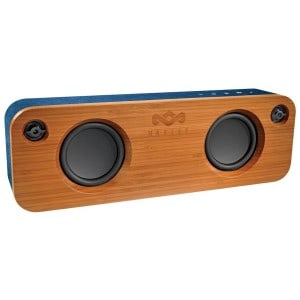 House of Marley Get Together BT Portable Bluetooth Speaker - Denim