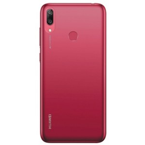 Huawei Y7 2019, 0.3 Nude, transparent - Mobilcover