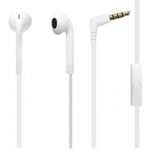 ICON stereo hovedtelefon m/mikrofon, hvid