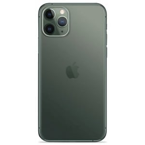 iPhone 11 Pro, 0.3 Nude cover, transparent