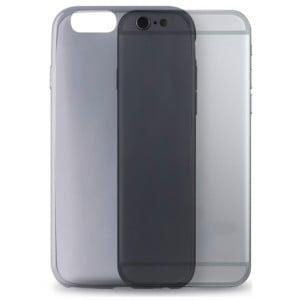 iPhone 8/7 Plus, 0.3 Nude Cover, sort