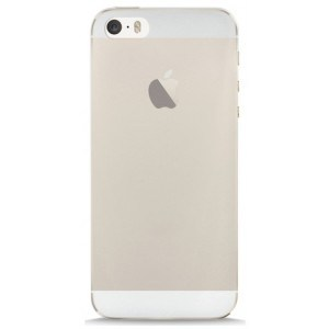 iPhone SE/5/5S, 0.3 Nude Cover, transp