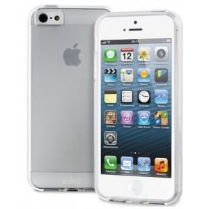 iPhone SE/5/5S, Plasma Cover, transp. - Mobilcover