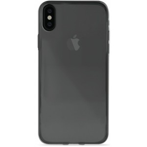 iPhone X/XS, 0.3 Nude Cover, sort - Mobilcover