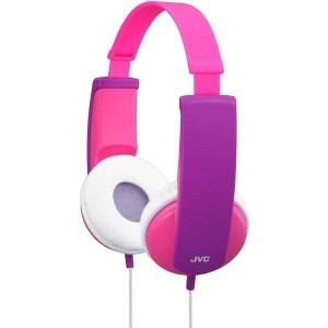 Image of   Lyserød jvc kids headphones