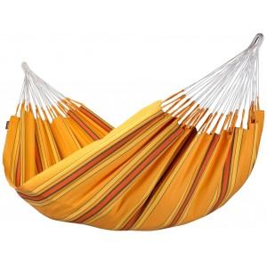 Image of   Currambera Apricot - Klassisk Dobbelt-hængekøje I Bomuld