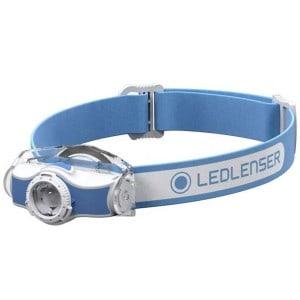 LEDLenser MH3 - Blå pandelampe