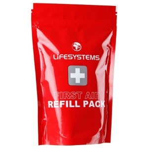 Refill pack bandages lifesystems