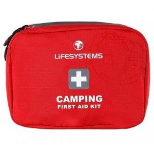 Førstehjælpstaske camping lifesystems