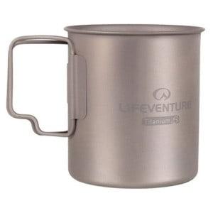 Titanium mug lifeventure