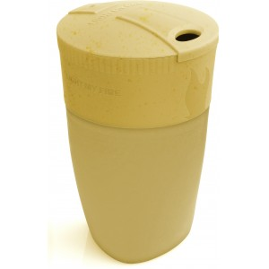 Image of   Pack-up-Cup BIO mustyyellow