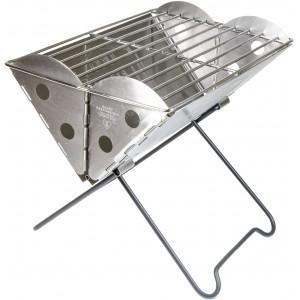 Image of   Mini Hopfällbar Grill Flatpack Grill & Firepit