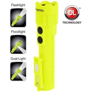 ATEX LED Dual-Light med Magnet NightStick
