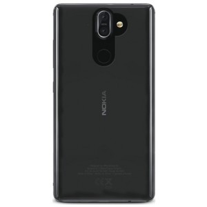 Nokia 8 Sirocco, 0.3 Nude Cover, Transp.