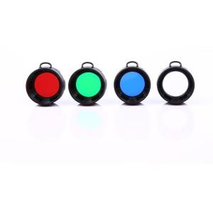 Image of   Rødt Filter - Passer Til Flere Modeller