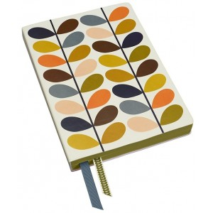 Orla Kiely - Notebook A5 Multi Stem