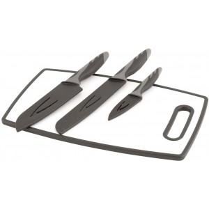 Image of   Caldas knivsæt med skærebræt