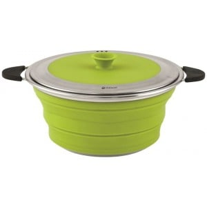 Image of   Collaps Gryde med låg 2,5L Lime Green