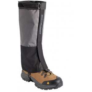 Overland Gaiters X-Large - grå - Gaiters - sea to summit