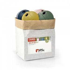 Image of   Pack-up-Cup BIO nature, KraftBag 12pcs
