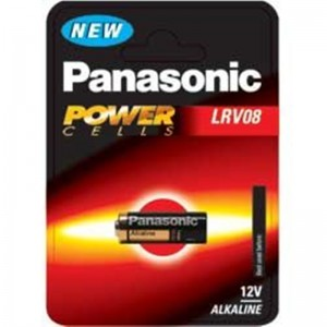 Panasonic Lighter Alarm Batteri 12 volt