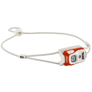 Orange bindi petzl