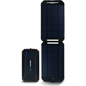 Image of   Powertraveller Extreme 12,000 Mah + Solar