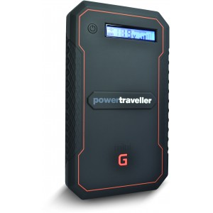 Image of   Powertraveller Mini-g 12,000 Mah Multi Voltage
