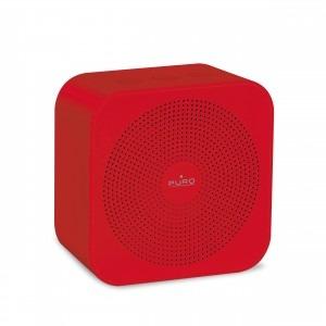 Rød speaker puro