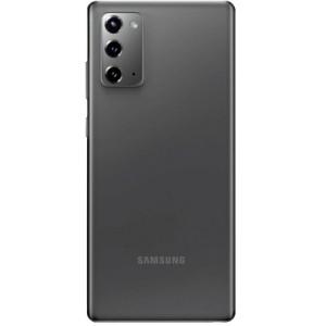 Puro Samsung Galaxy Note 20, 0.3 Nude, Transparent - Mobilcover