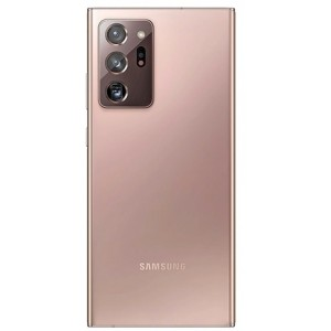 Puro Samsung Galaxy Note 20 Ultra 0.3 Nude Transparent - Mobilcover