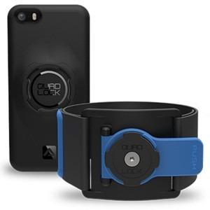 Billede af iphone 6, iphone 6s run kit quad lock