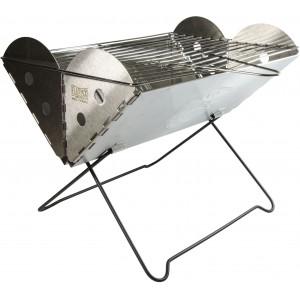 Image of   Sammenfoldelig Grill Flatpack Grill & Firepit