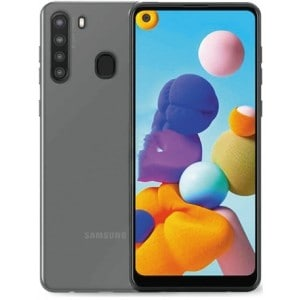 Samsung Galaxy A21, 0.3 Nude, transparent