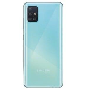 Samsung Galaxy A51, 0.3 Nude Cover, transparent