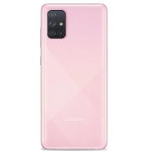 Samsung Galaxy A71, 0.3 Nude Cover, transparent