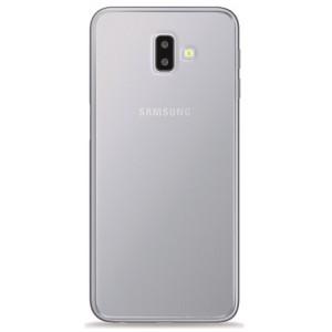 Samsung Galaxy J6+, 0.3 Nude, transparent - Mobilcover