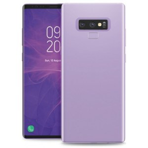 Samsung Galaxy Note 9, 0.3 Nude Cover, Transp.