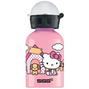 Image of   300 ml hello kitty a cute sigg