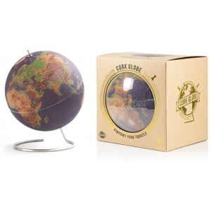 Image of   Colour Cork Globe Large