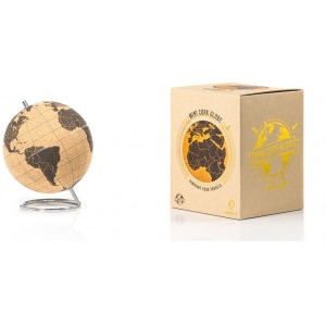 Image of   Cork Globe Small