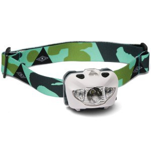 Cammo hvid third eye headlamps