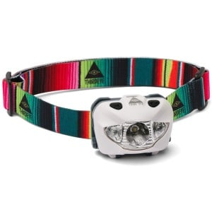 Mexican blanket hvid third eye headlamps