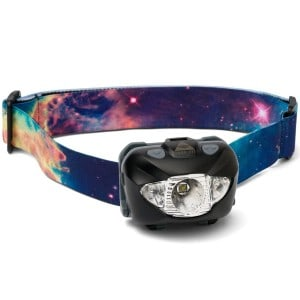 Sort galaxy te14 third eye headlamps