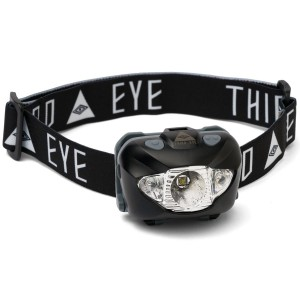 Logo band sort te14 third eye headlamps