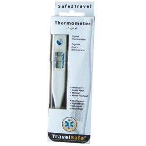 Billede af Rejsetermometer travelsafe
