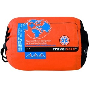 Image of 1 person mosquito travelsafe tropical