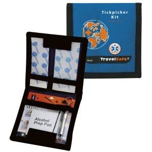 Billede af Tickpicer kit travelsafe
