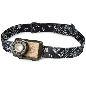 Bandana black hundred uco pandelampe