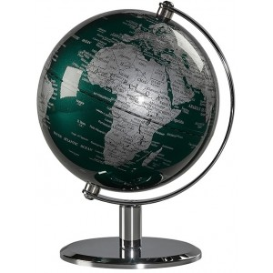 Image of   Desk Globe Fir Green